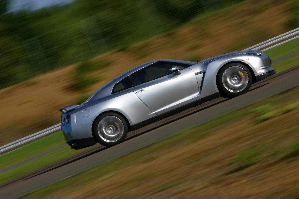 2008 Nissan Gt R Conceptcarz Com