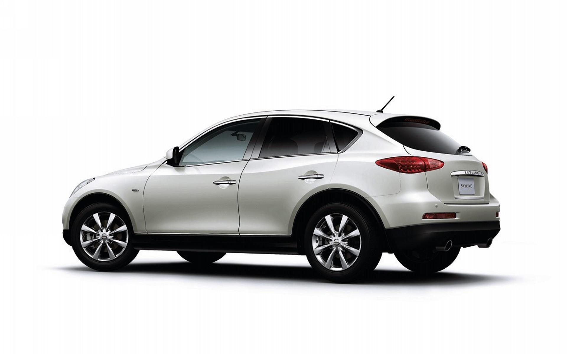 2010 Nissan Skyline Crossover Conceptcarz Com