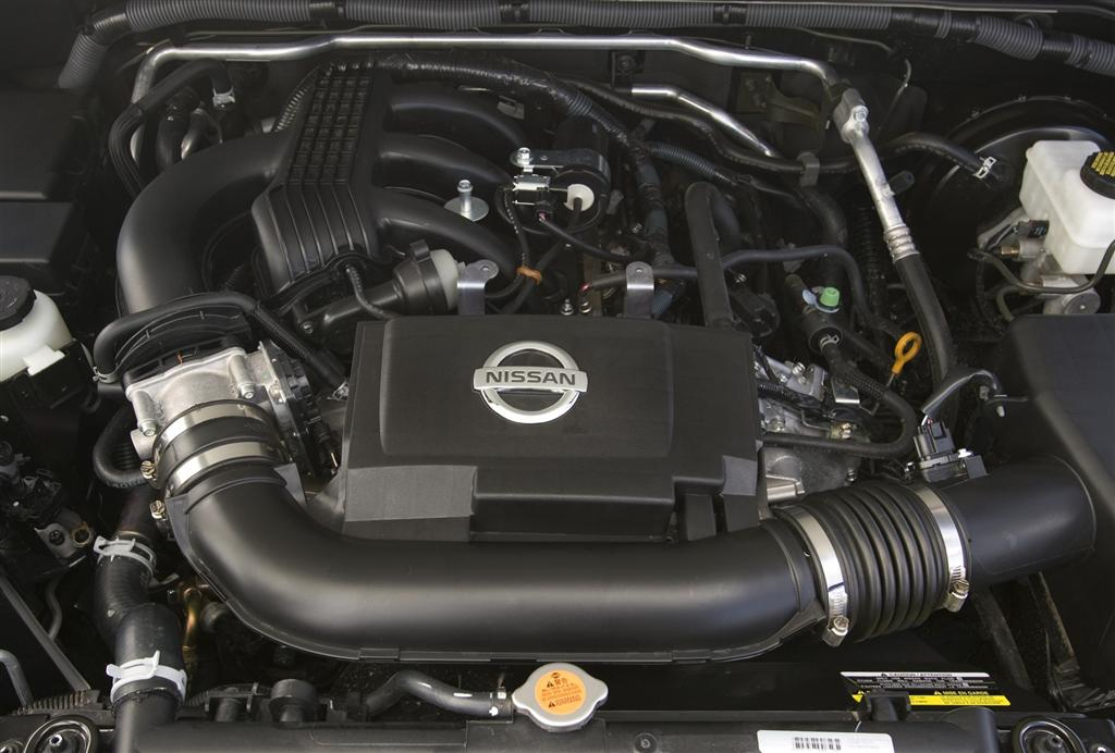2010 Nissan Xterra Conceptcarz Com