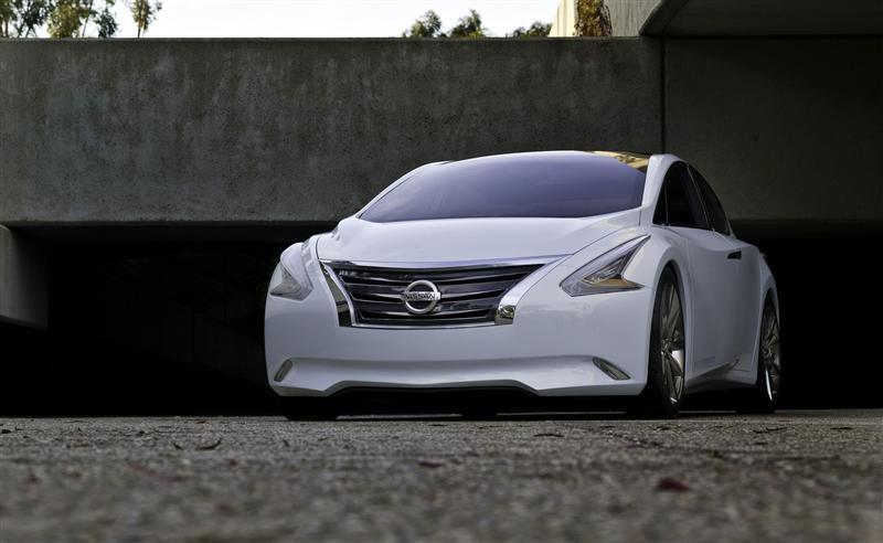2011 Nissan Ellure Concept Image