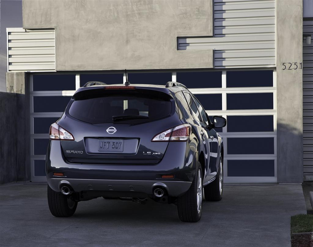 2011 nissan murano conceptcarz other vanachro Image collections