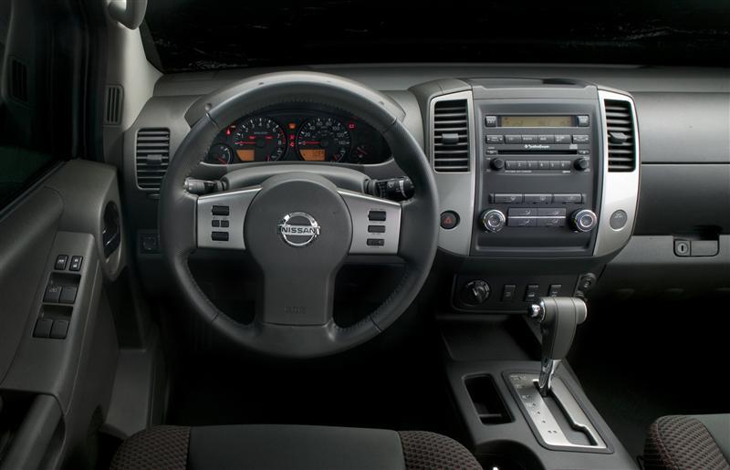 2011 Nissan Xterra Image