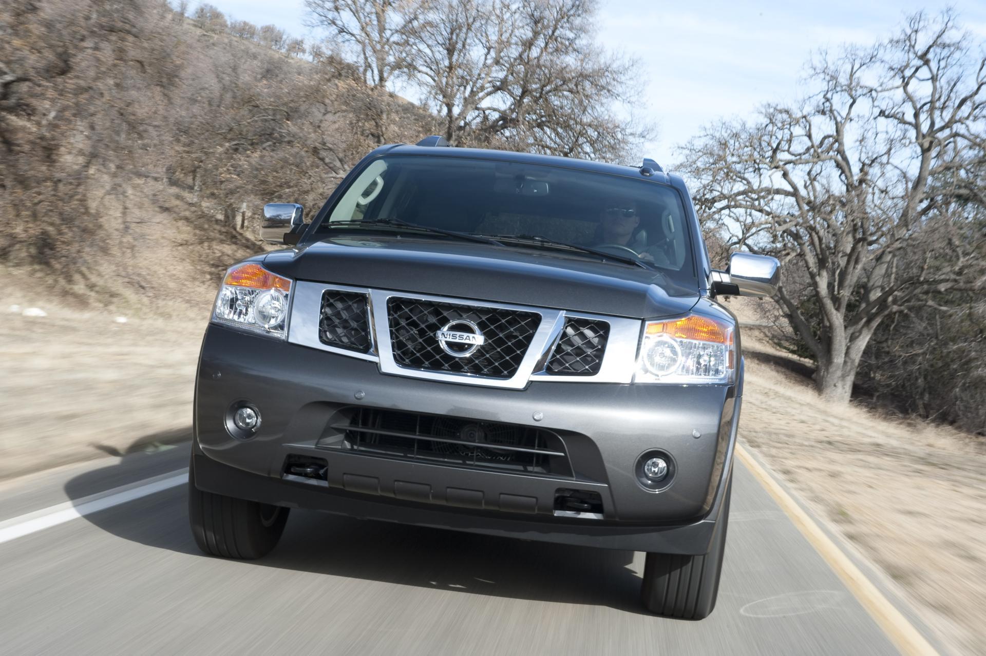 2012 Nissan Armada Image