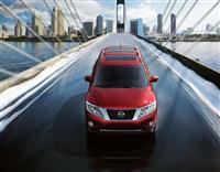 2012 Nissan Pathfinder Concept image.