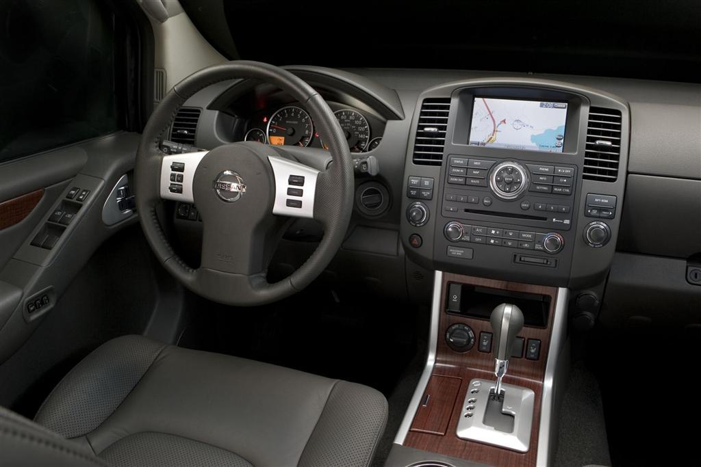 2012 Nissan Pathfinder Image