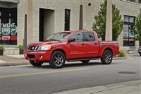 2012 Nissan Titan image.