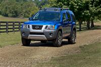 2012 Nissan Xterra image.