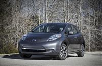 2013 Nissan Leaf image.