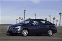 2015 Nissan Sentra image.