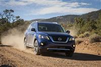 Nissan Pathfinder Monthly Sales