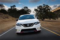 2017 Nissan Sentra NISMO image.