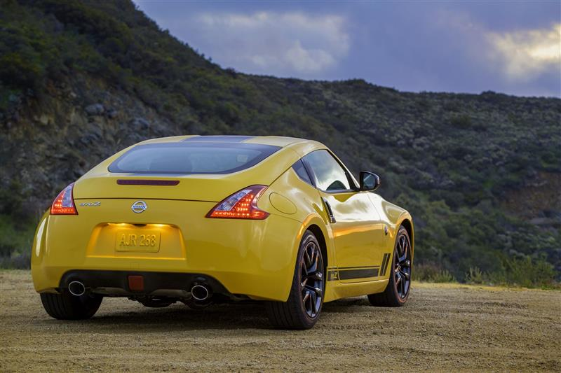 2018 Nissan 370Z Heritage Edition Image