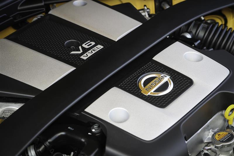 2018 Nissan 370Z Heritage Edition Image