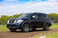 2018 Nissan Armada Platinum Reserve image.