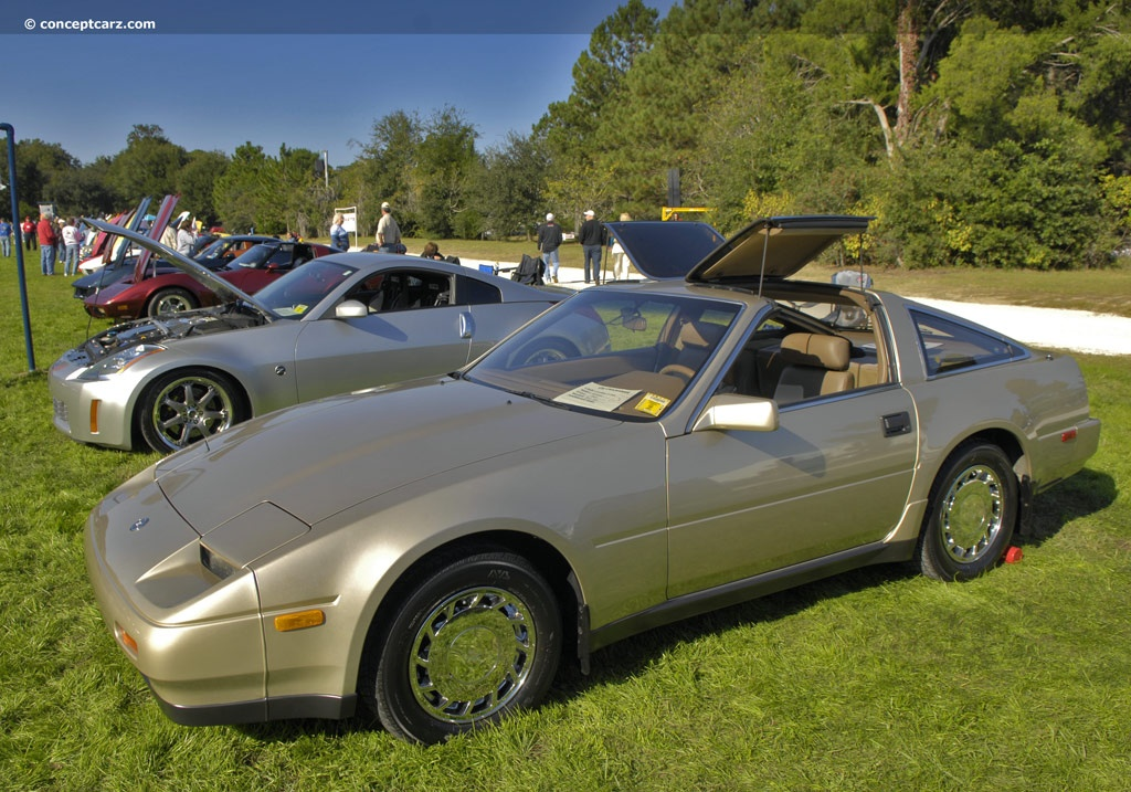 1987 nissan 300zx pictures history value research news. Black Bedroom Furniture Sets. Home Design Ideas