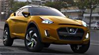 2012 Nissan Extrem Concept image.