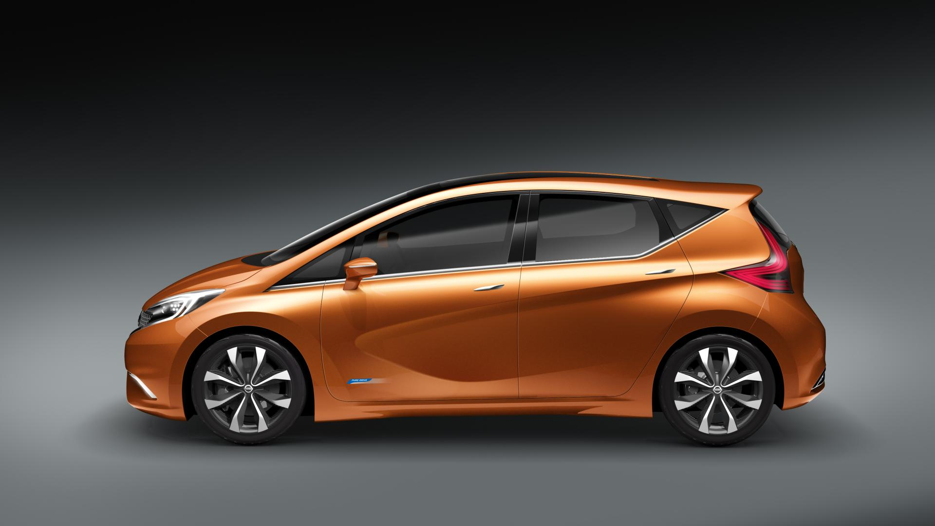 new car releases 2015 europe2012 Nissan INVITATION concept  conceptcarzcom