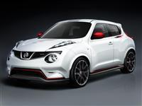 2012 Nissan Juke Nismo Concept image.