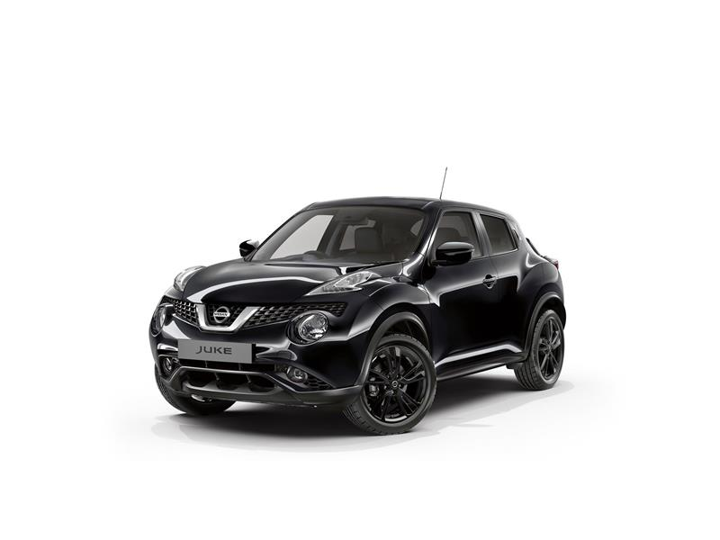 2017 Nissan Juke Tekna Pulse pictures and wallpaper