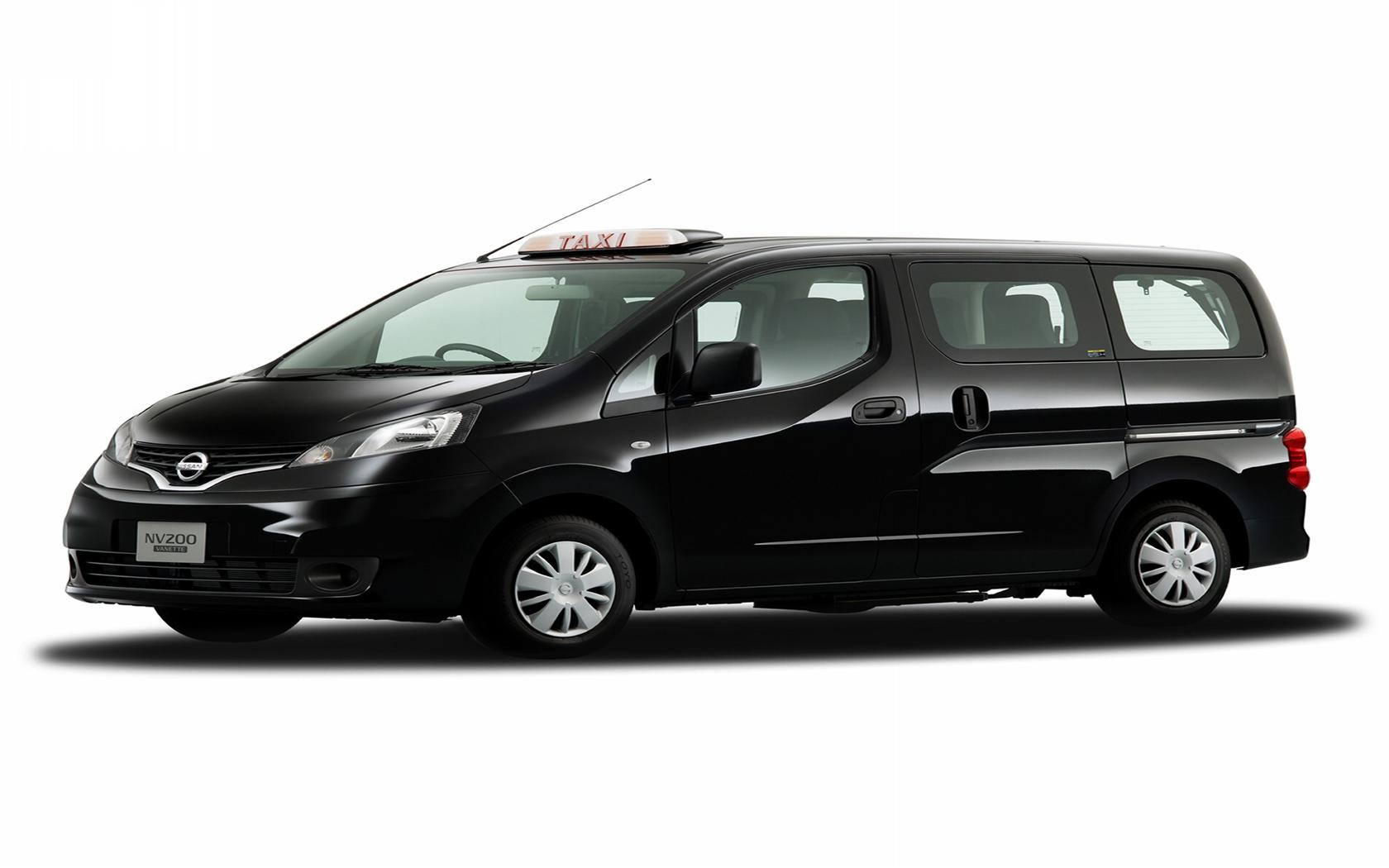 nissan nv200 taxi autoblog. Black Bedroom Furniture Sets. Home Design Ideas
