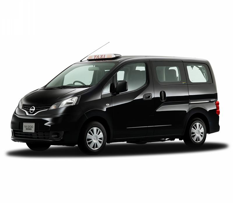 2011 nissan nv200 vanette taxi. Black Bedroom Furniture Sets. Home Design Ideas