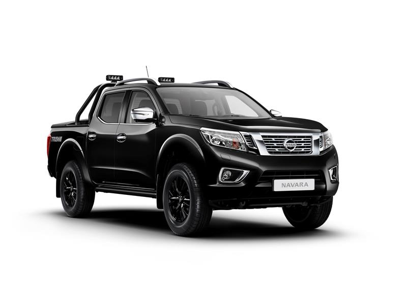2017 Nissan Navara Trek-1 pictures and wallpaper