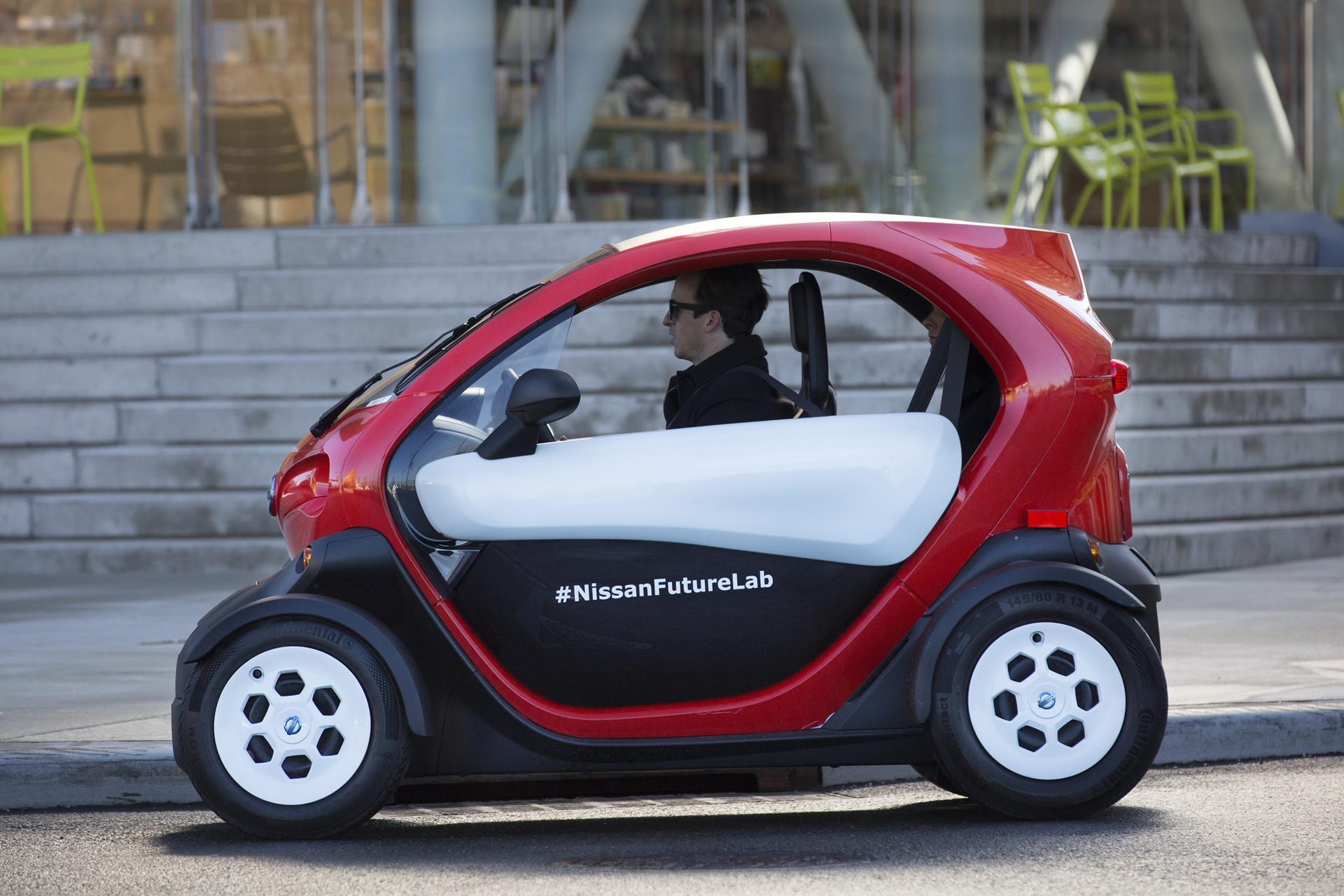 Electric Car Race Ny