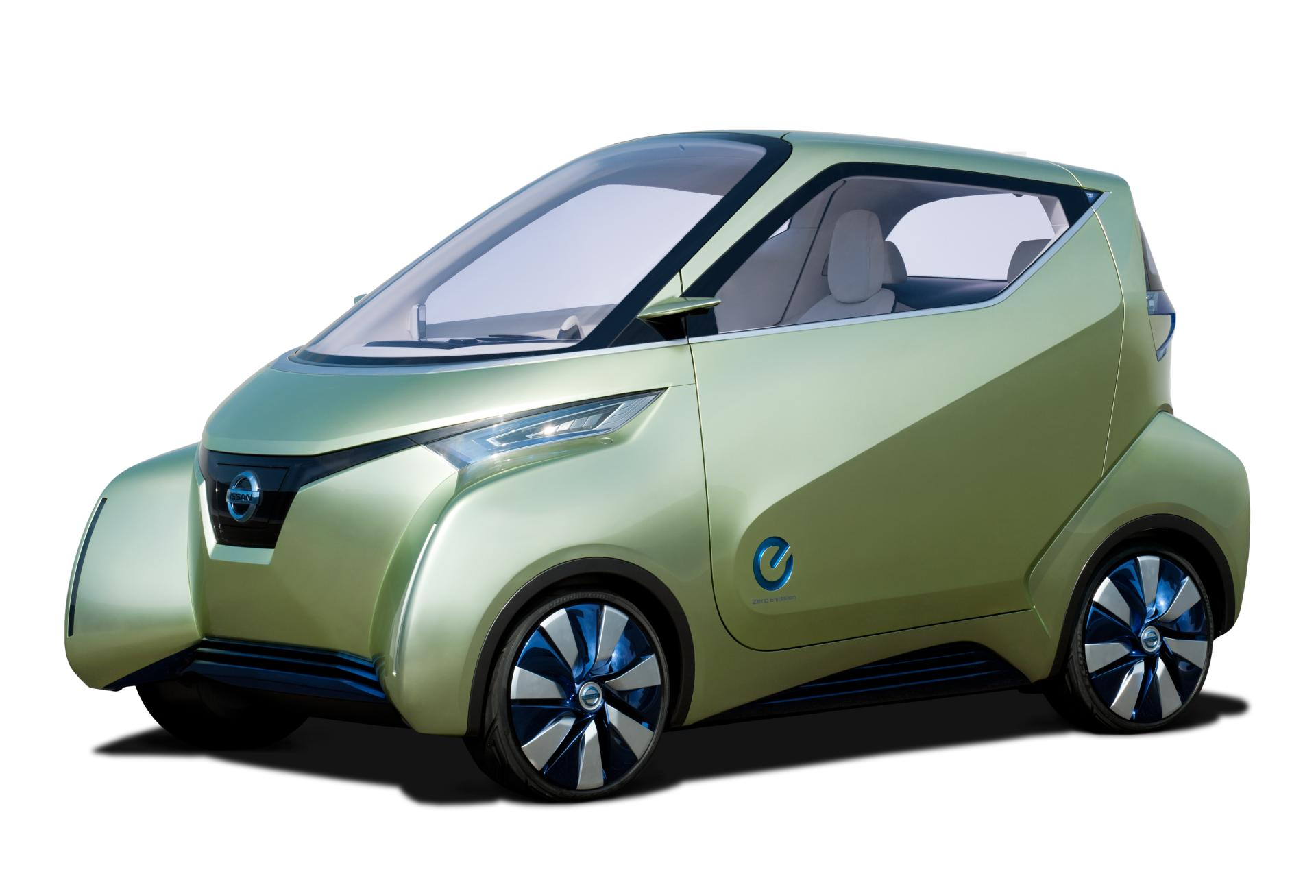 2012 nissan pivo 3 ev concept conceptcarz vanachro Gallery