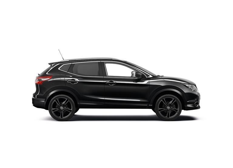 2016 Nissan Qashqai Black Edition Sv Conceptcarz Com