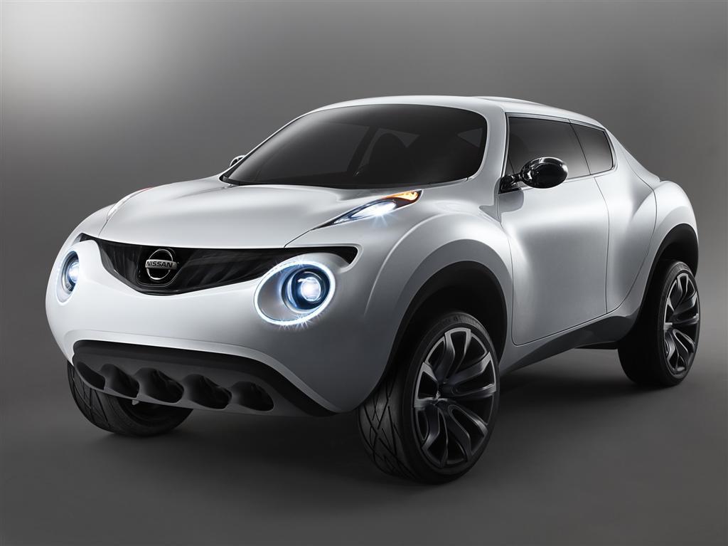 2009 Nissan Qazana Concept  conceptcarzcom