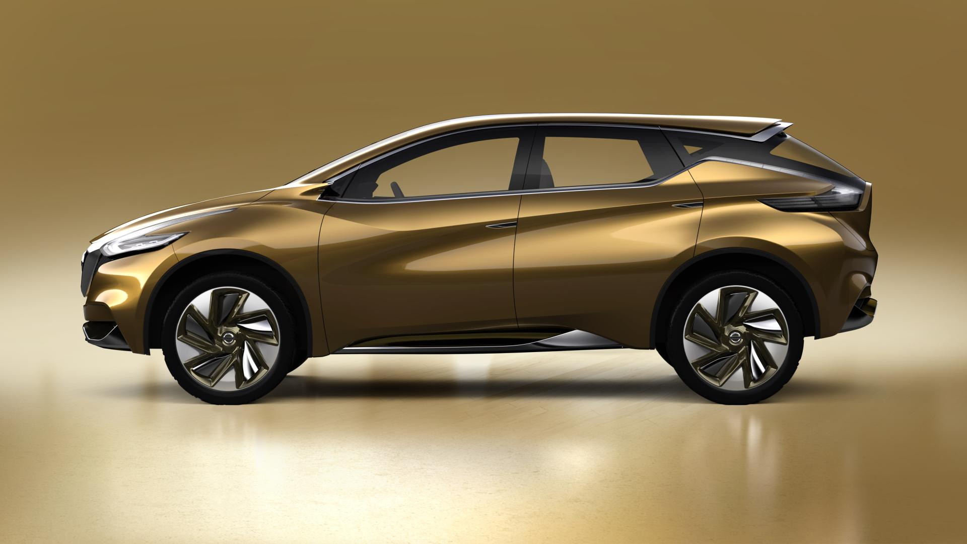 2014 nissan resonance crossover concept pictures news research pricing. Black Bedroom Furniture Sets. Home Design Ideas