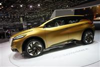 2014 Nissan Resonance Crossover Concept thumbnail image