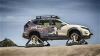 2017 Nissan Rogue Trail Warrior Project image.