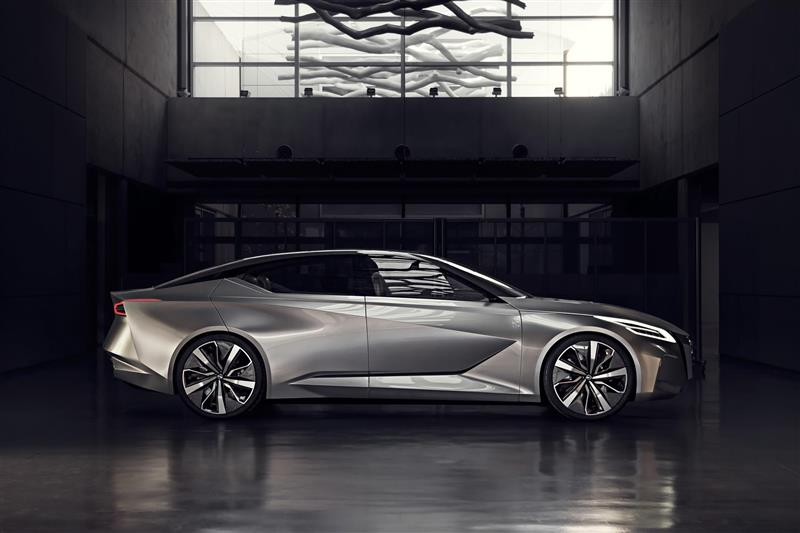 2017 Nissan Vmotion 2.0 Concept Image