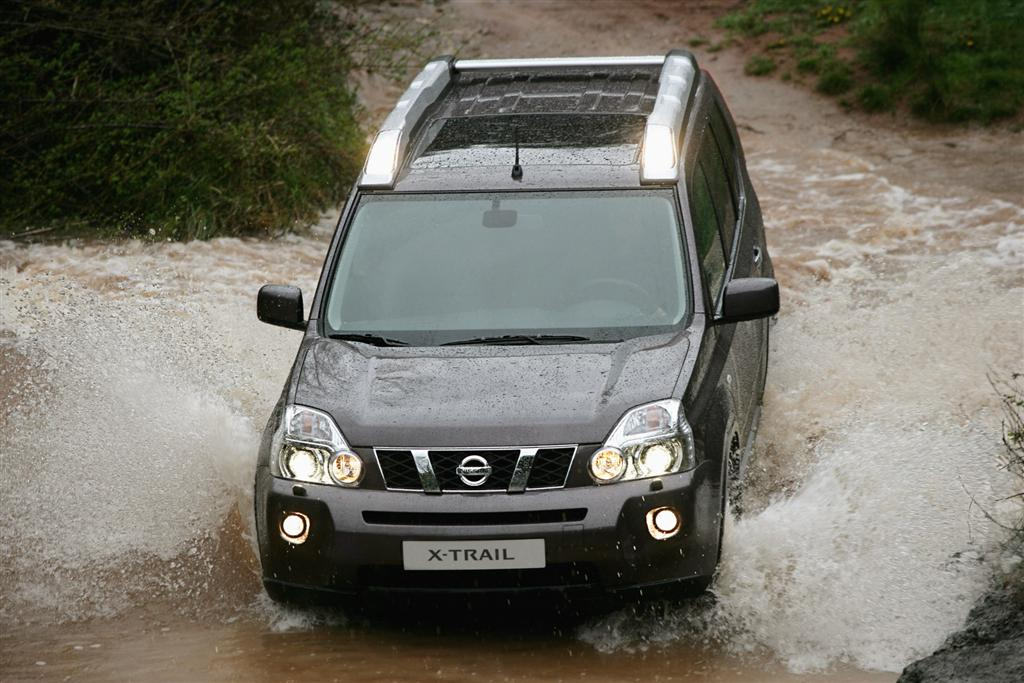 2009 Nissan X-Trail - conceptcarz.com