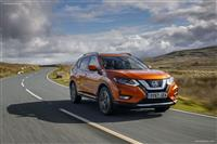 2017 Nissan X-Trail image.