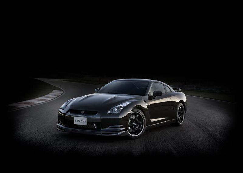 2009 Nissan GT-R SpecV Image