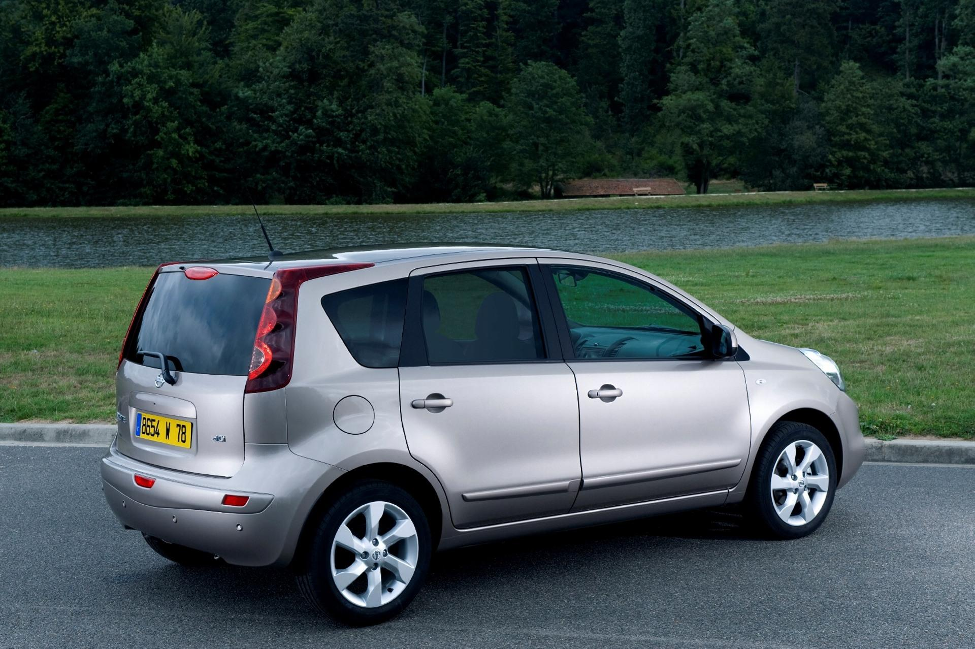 New nissan note cars for sale in east midlands