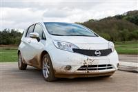 Nissan Leaf Self-Cleaning Prototype
