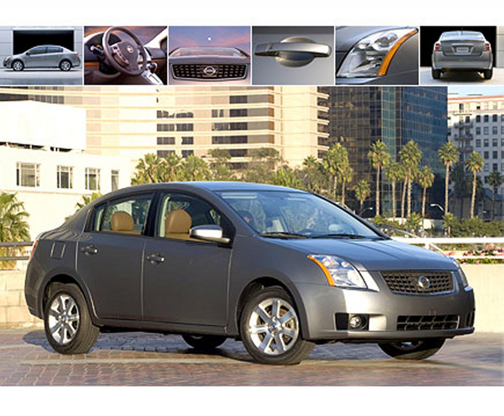 2009 Nissan Sentra Conceptcarz Com