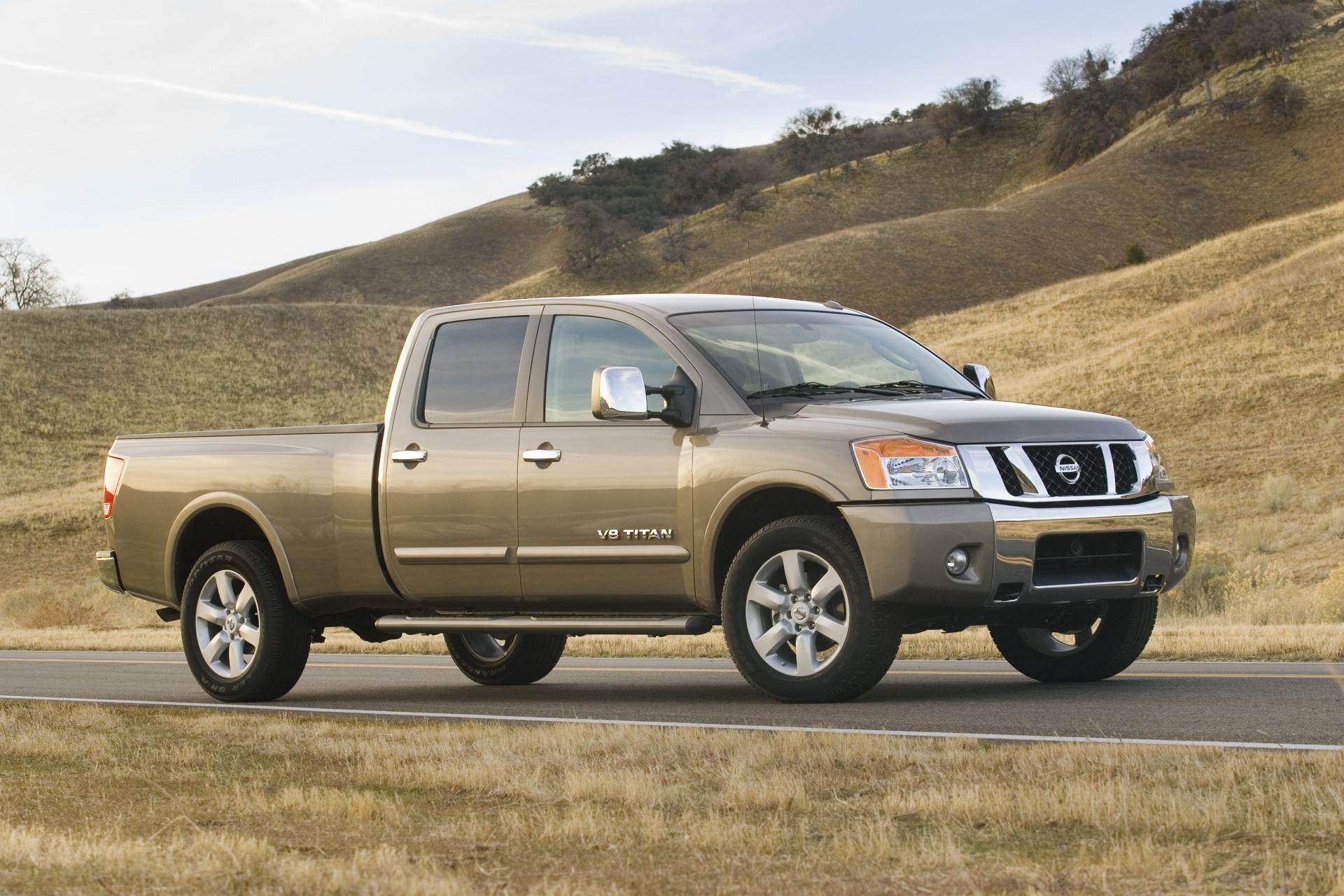 Most Comfortable Pickup >> 2009 Nissan Titan - conceptcarz.com