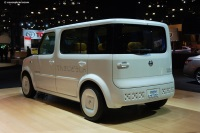 2008 Nissan Denki Cube Concept image.