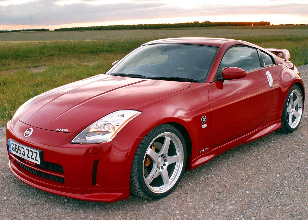Nissan 350Z pictures and wallpaper