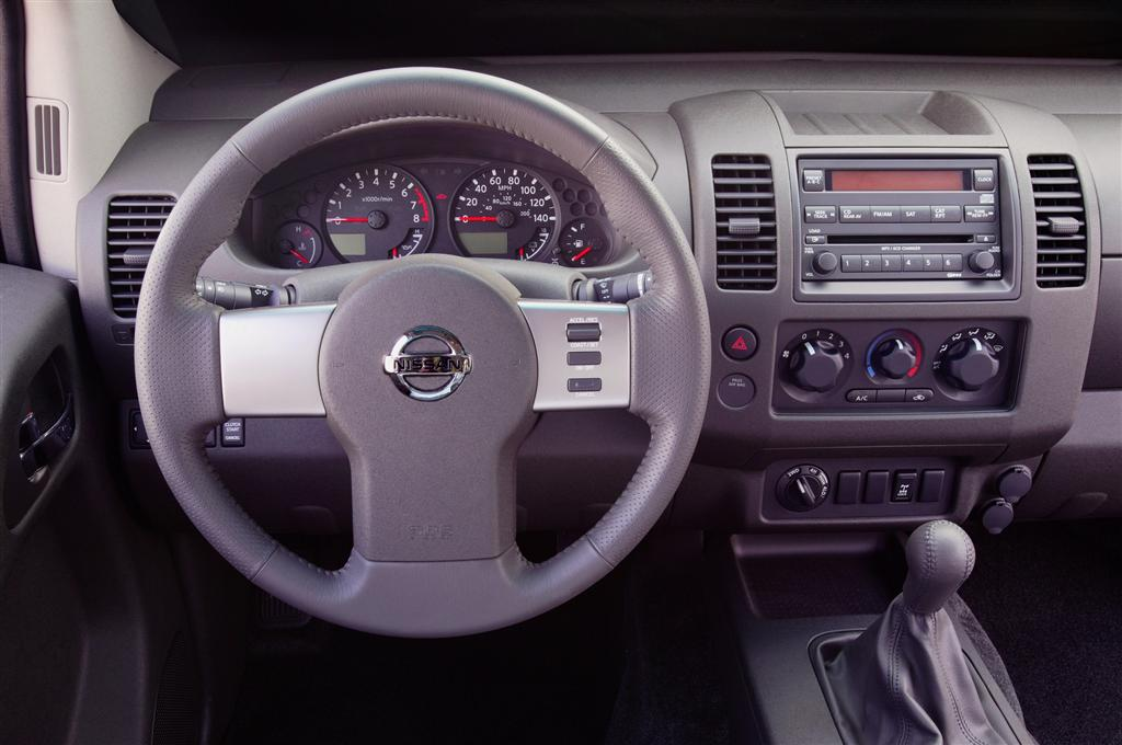 2008 Nissan Frontier Conceptcarz Com