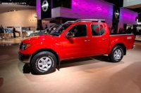 2006 Nissan Frontier image.