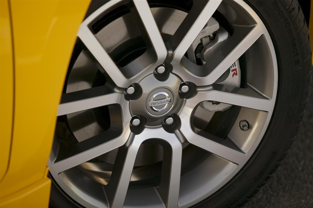 2008 Nissan Sentra SE-R - conceptcarz.com
