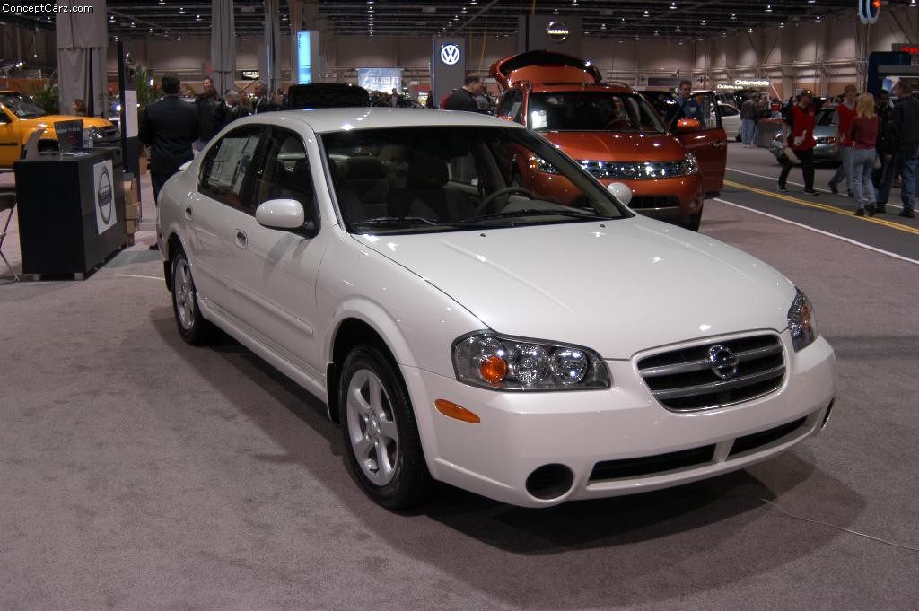 Smyrna Auto Sales >> 2003 Nissan Maxima Pictures, History, Value, Research