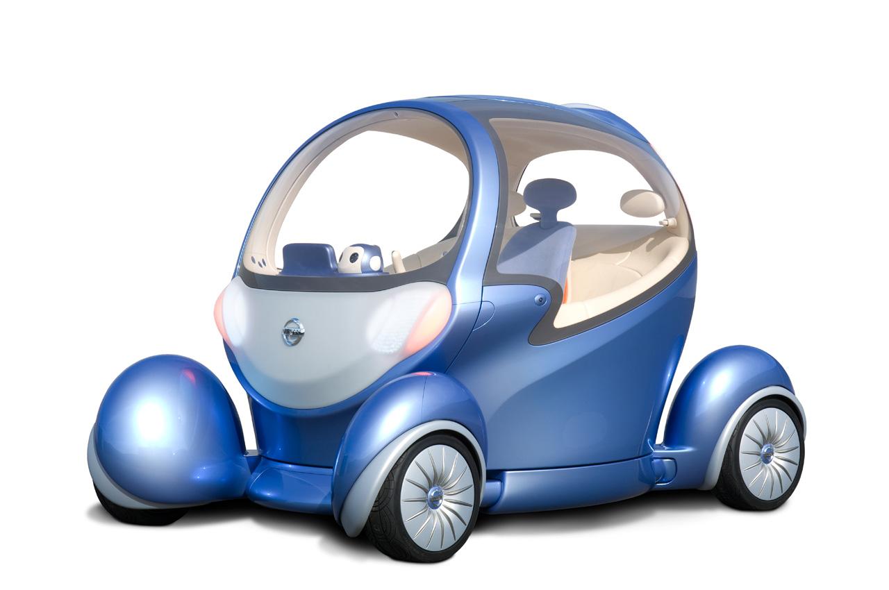 2008 nissan pivo 2 concept conceptcarz vanachro Gallery