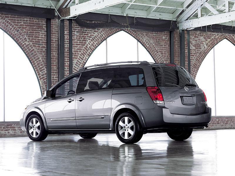 2005 Nissan Quest Conceptcarz Com