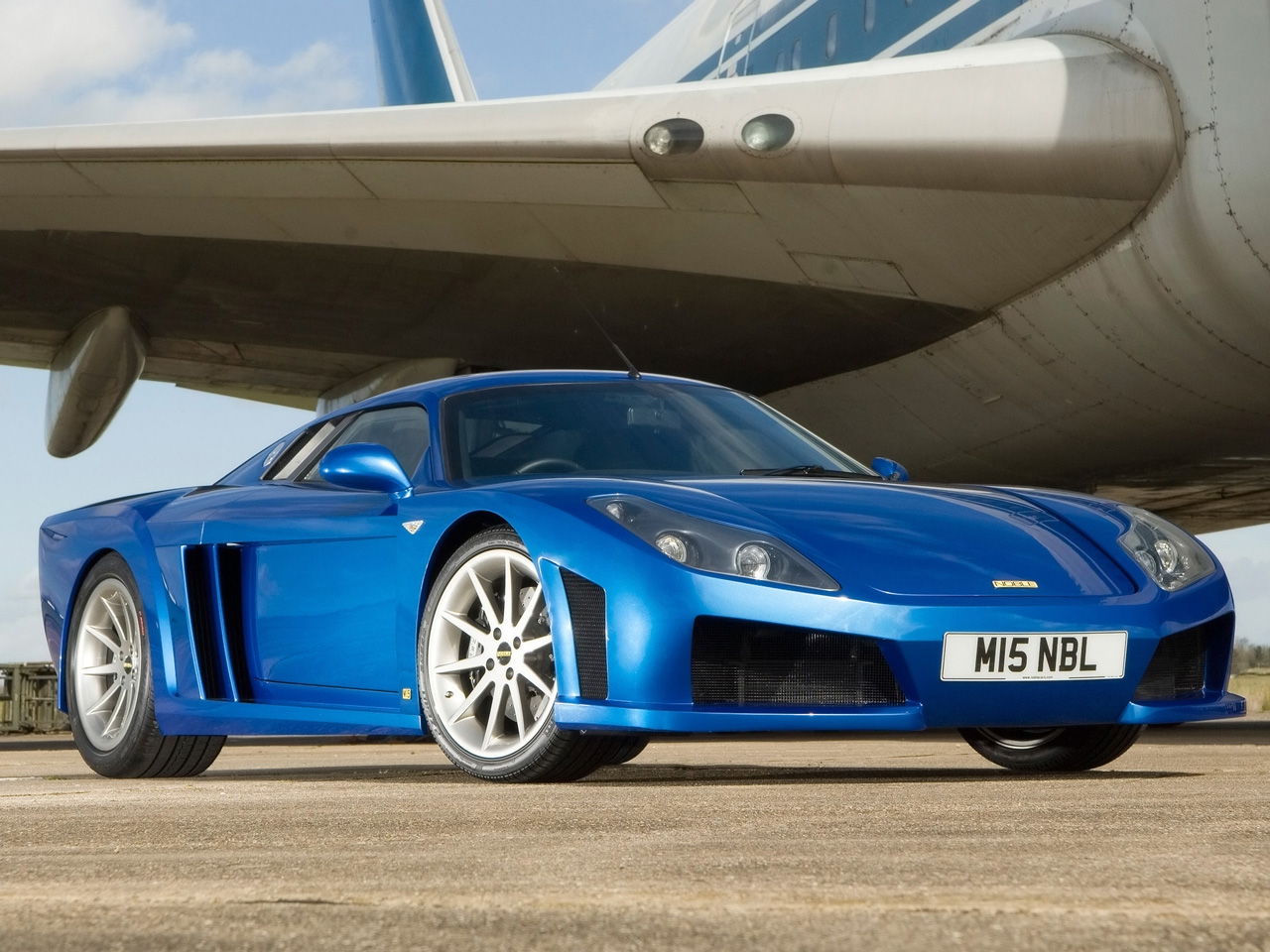 2006 Noble M15 - conce...